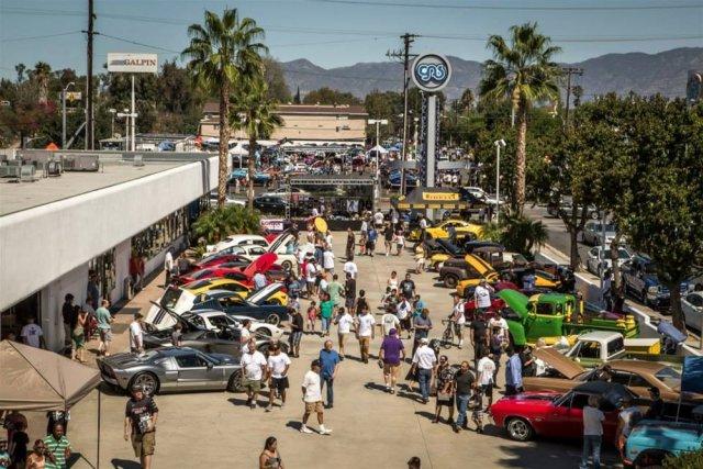 Galpin 2014 Car Show