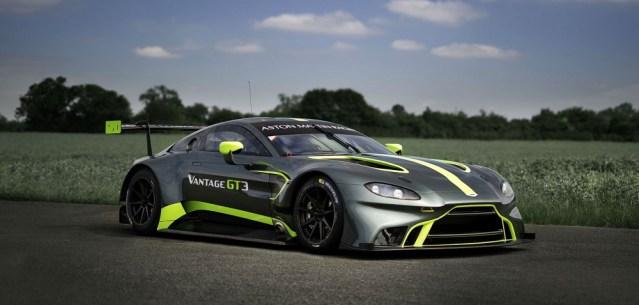 Aston Martin Vantage GT3 DTM