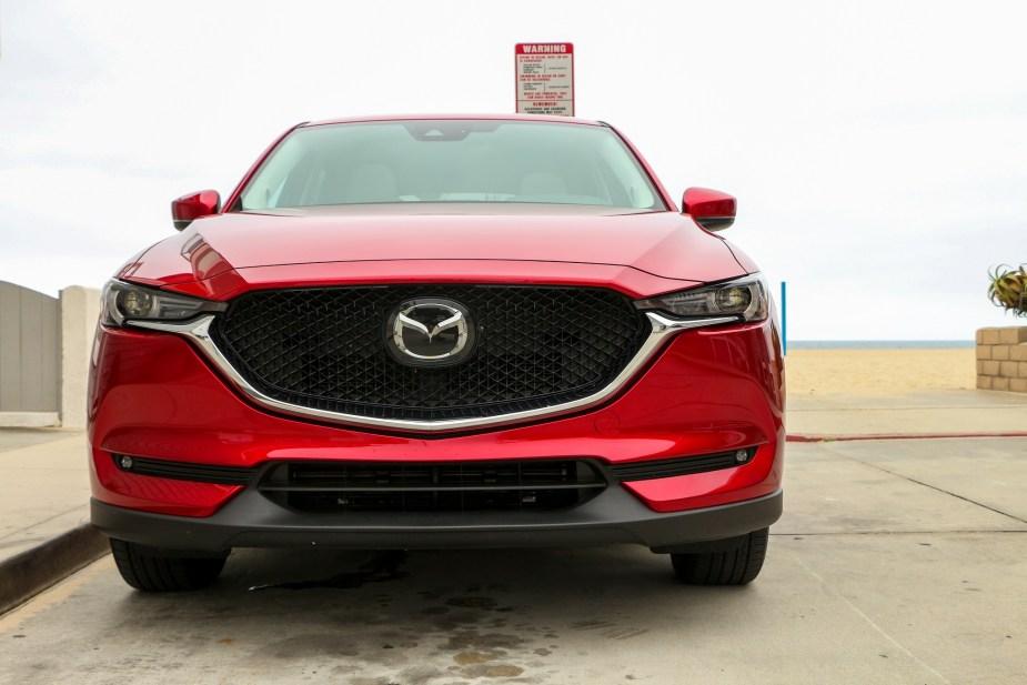 2018 Mazda CX-5 Review Jake Stumph