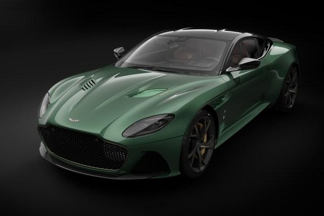 Q by Aston Martin DBS 59 DBS Superleggera 6SpeedOnline.com