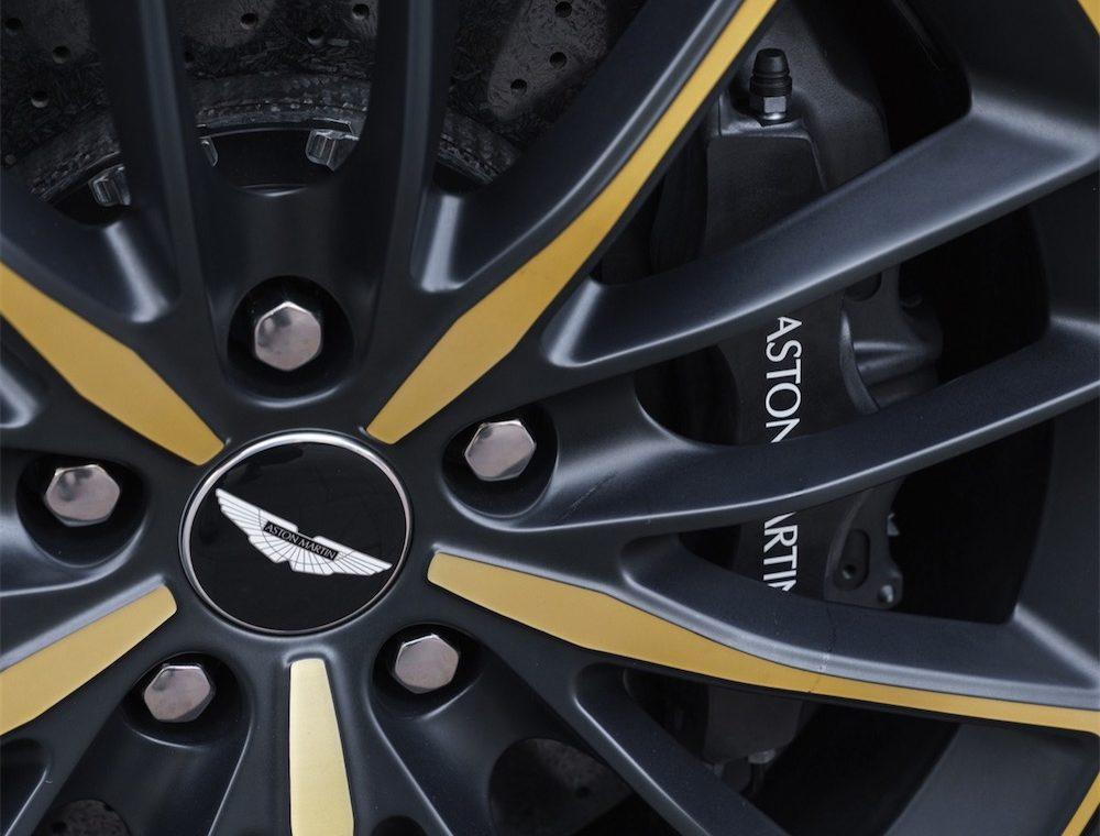 Stunning Aston Martin Vanquish Zagato.
