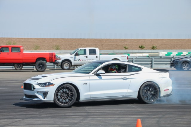 Nitto Tire The Thermal Club Mustang Mania