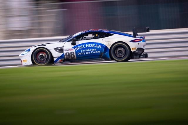 Aston Martin Vantage GT3 Aston Martin Racing