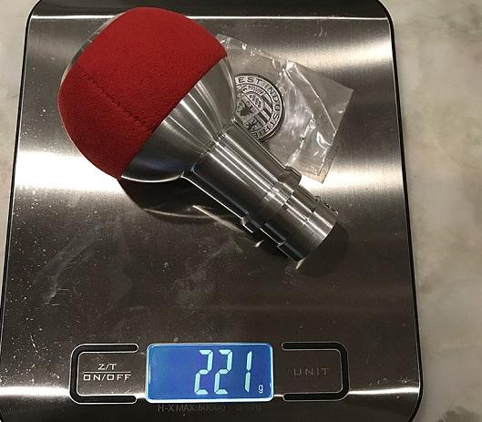 Weighted Shift Knob Porsche 997 911