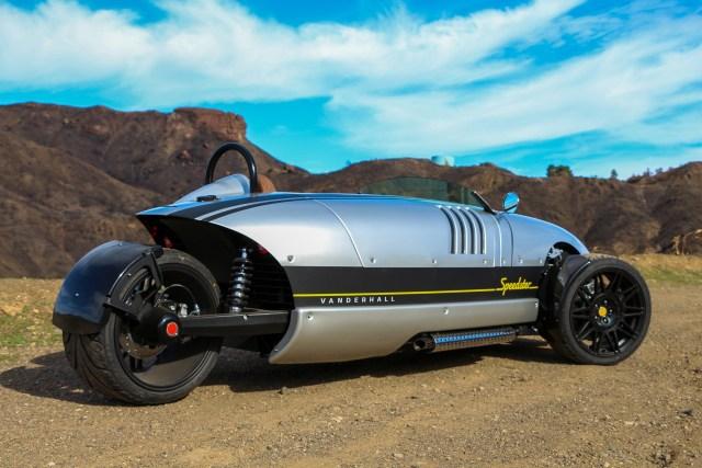 Vanderhall Venice Speedster Review Jake Stumph