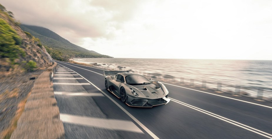Brabham Automotive BT62 Road Legal Supercar