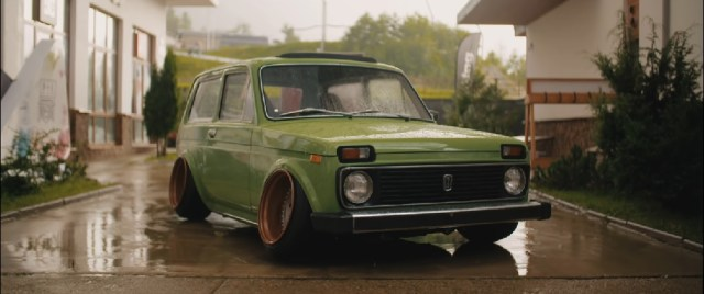 Grounded Stance - Lada Niva