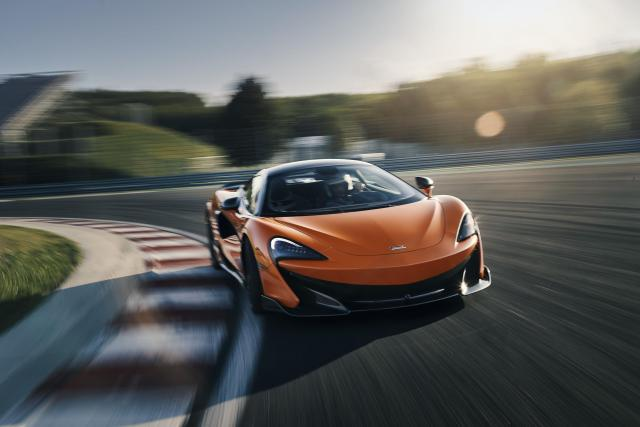 McLaren Automotive Sales Record 2018