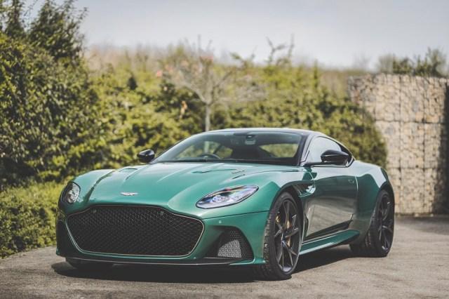 Q by Aston Martin DBS Superleggera DBS 59 Special Edition