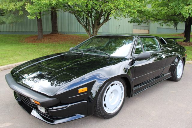 Lamborghini Jalpa Values Going Up