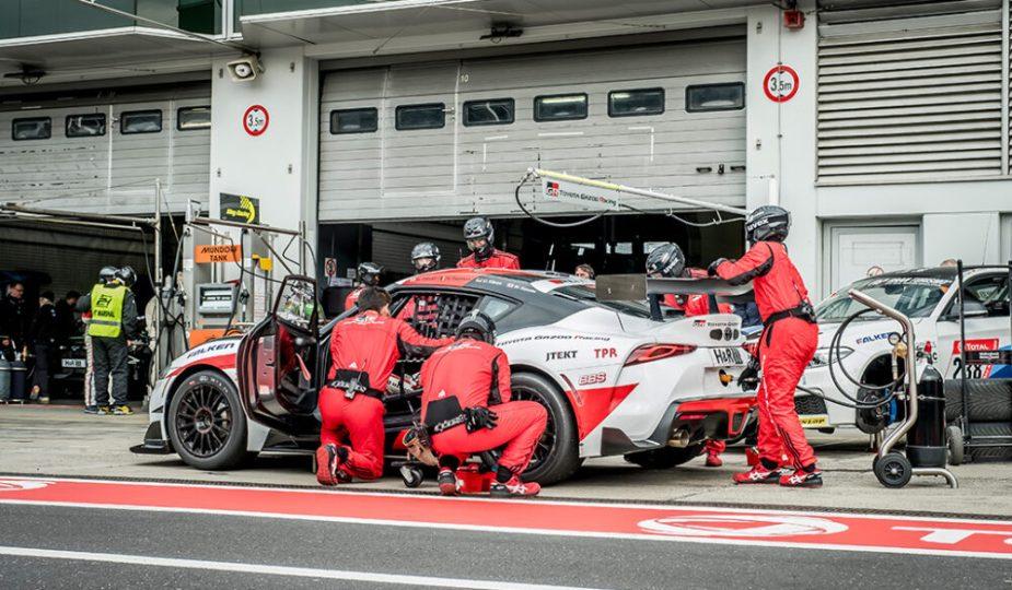 Nurburgring 24 Hours Race Toyota GR Supra
