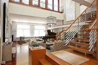 $7.5 Million Award-Winning Renovated Loft With Two-Story ...