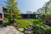 Susan Wisniewski Landscape' River House Enchanting