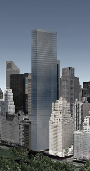 Living in the Clouds: 50 New York Residential Towers Poised to Scrape the Sky | 6sqft