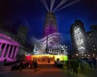 New York Festival of Light Is Illuminating DUMBO Starting ...