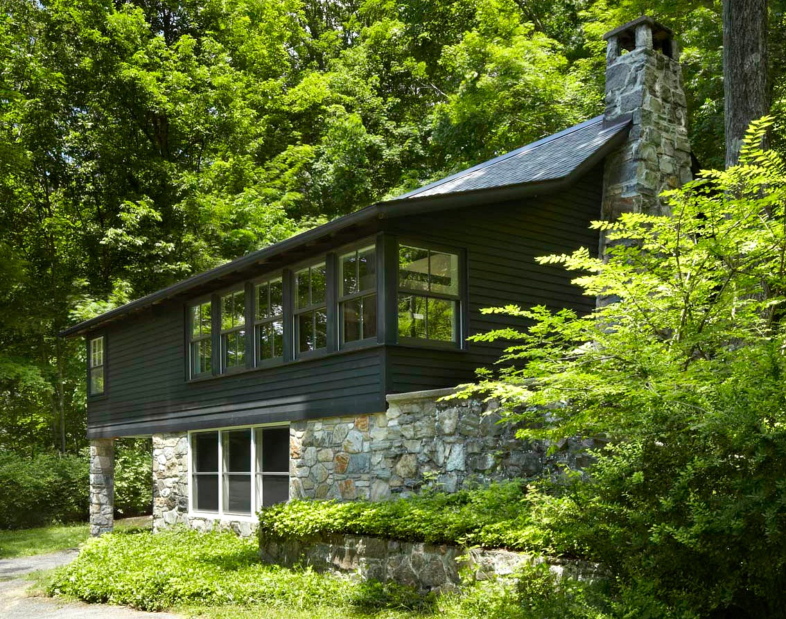 A 1960s Upstate Log Cabin Transformed Into An One Room Family Home 6sqft