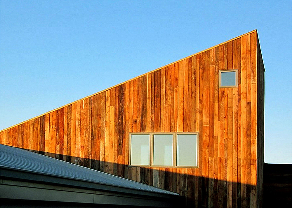 BARNagain Is Built From Recycled Old Barns 6sqft