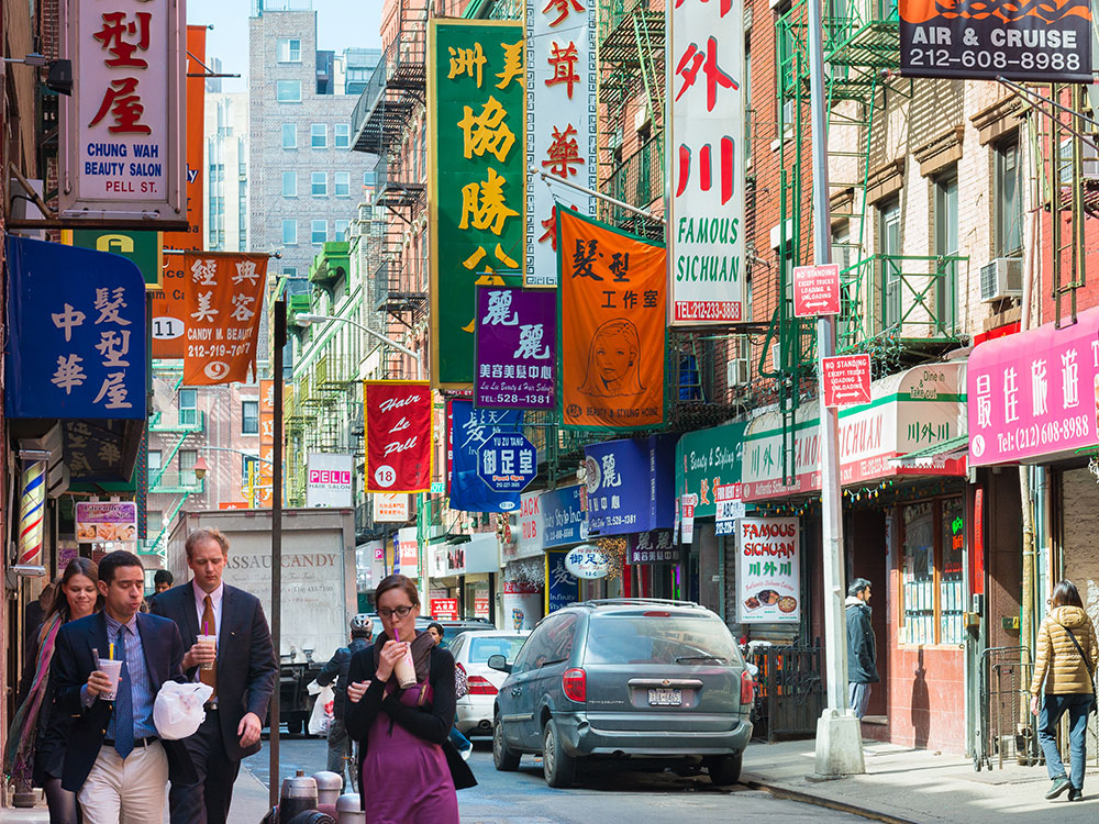 Chinatown Once Unchanged Now Attracting Hipstersand Real
