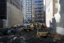 Construction Begins 40-story Marriott Hotel Replacing