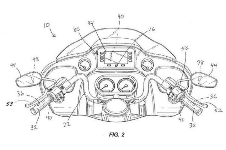 Harley Davidson Develops Autonomous Braking System
