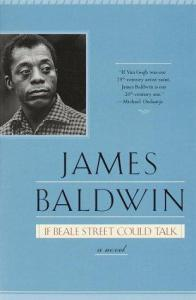 Cover of the book If Beale Street Could Talk by James Baldwin