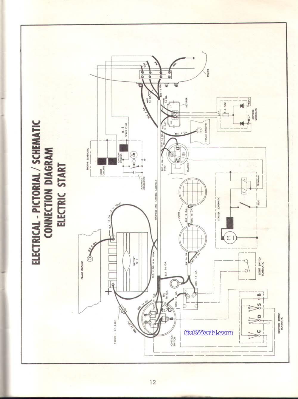 coot atv wiring diagram