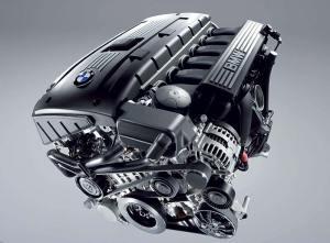 Foto: BMW Reihensechszylinder Ottomotor mit High Precision