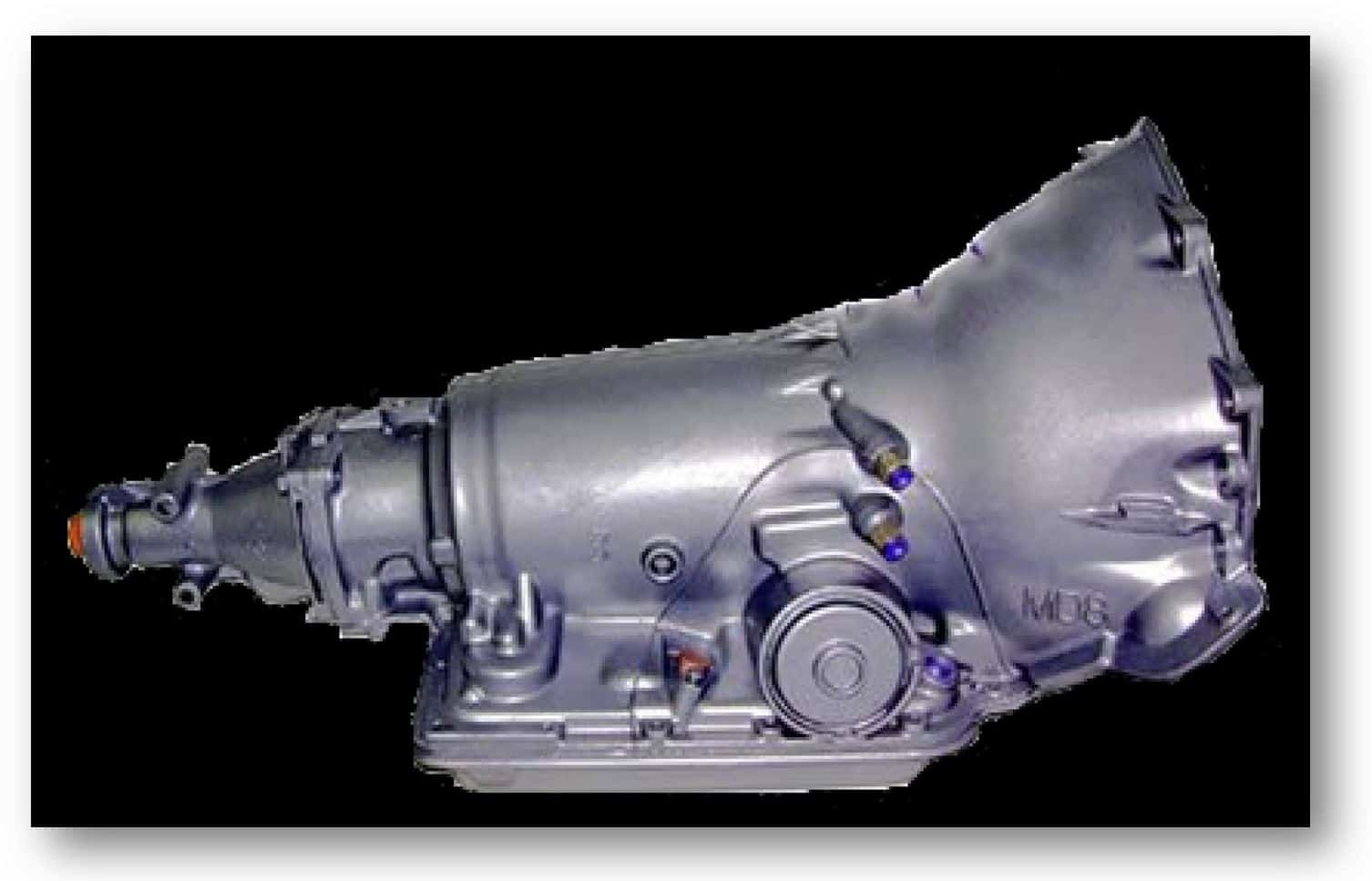 Chevrolet Sonic Repair Manual: Torque Converter Housing with Fluid Pump Assembly Removal (Non Hybrid)