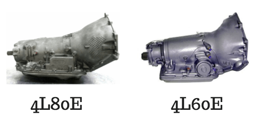 4L80E vs 4L60E Differences