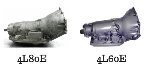 4L80E vs 4L60E Differences