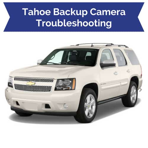 Chevy tahoe issues