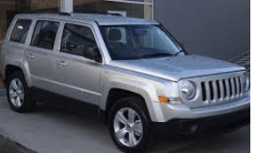 Jeep Patriot on P0700 Transmission Trouble Code
