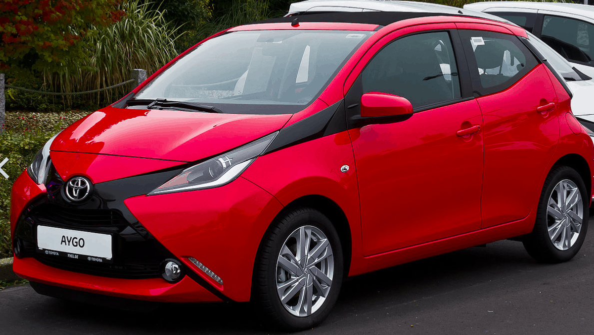 P0446 Toyota Aygo. A very common trouble code ...