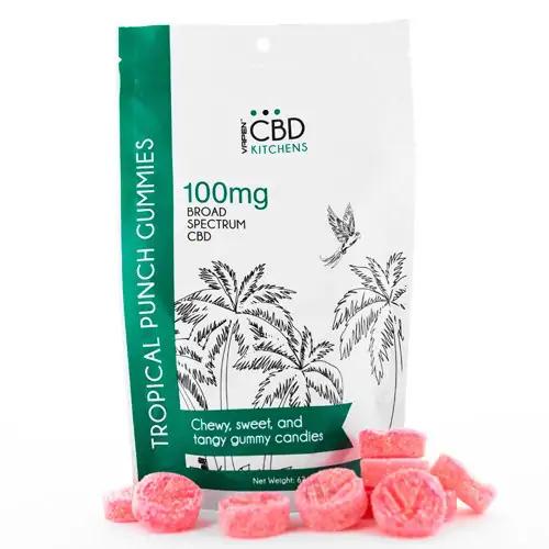CBD Gummies and edibles