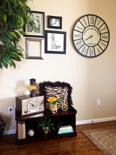 Decorating With Thrift Store and Retail Clearance Items...a \