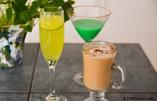 Easy Saint Patrick's Day Drinks