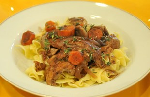 Coq Au Vin…Easy, Delicious and Surprisingly Inexpensive