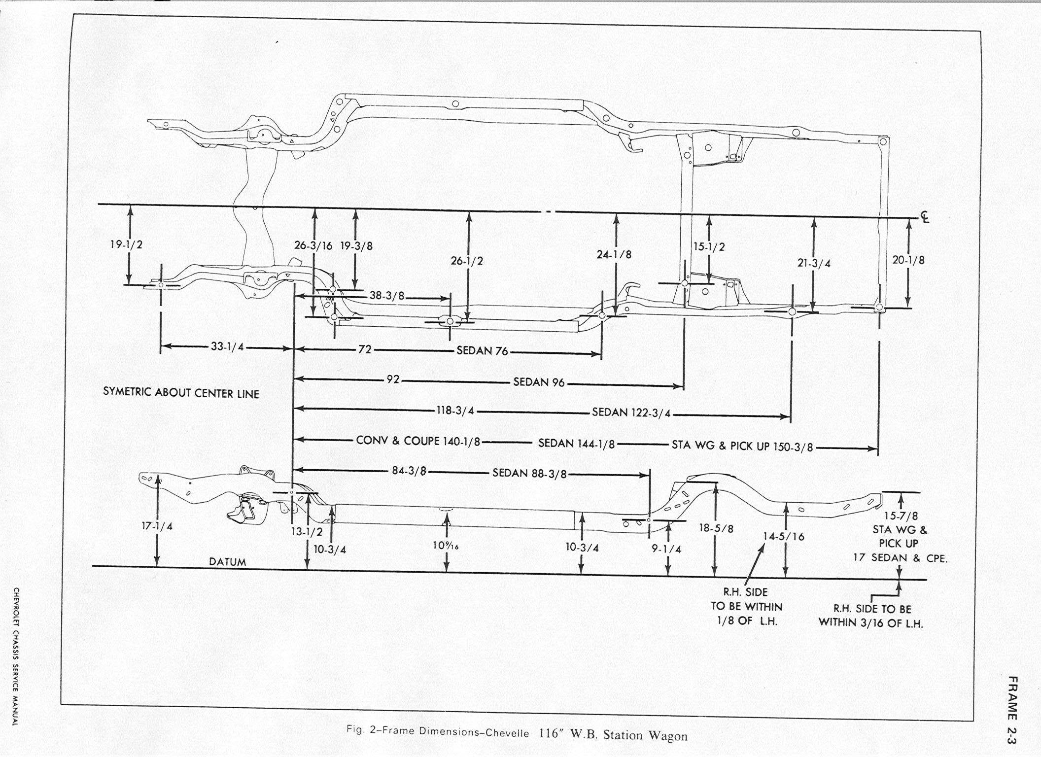 2006 Acura Tl Wiring Pdf 1970 Chevelle Frame Measurements Chevelle Tech