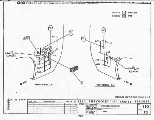 small resolution of wrg 1178 69 chevelle ss fuse box wiring diagram besides 1966 chevy chevelle ss for sale on fuse and