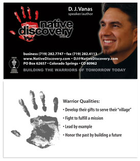 Native american web logo design email marketing business cards see website portfolio colourmoves Choice Image