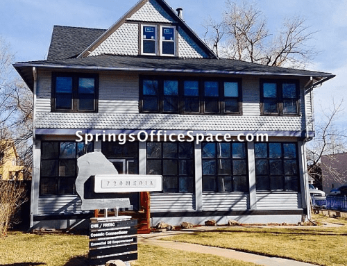 Colorado Springs downtown office space for rent