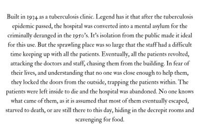 Glenn Dale Hospital B