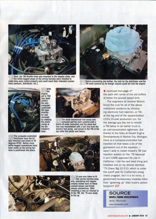 small resolution of  in your 73 87 this article was from the january 2010 issue of custom classic trucks magazine click the thumbnails below to view the full size image