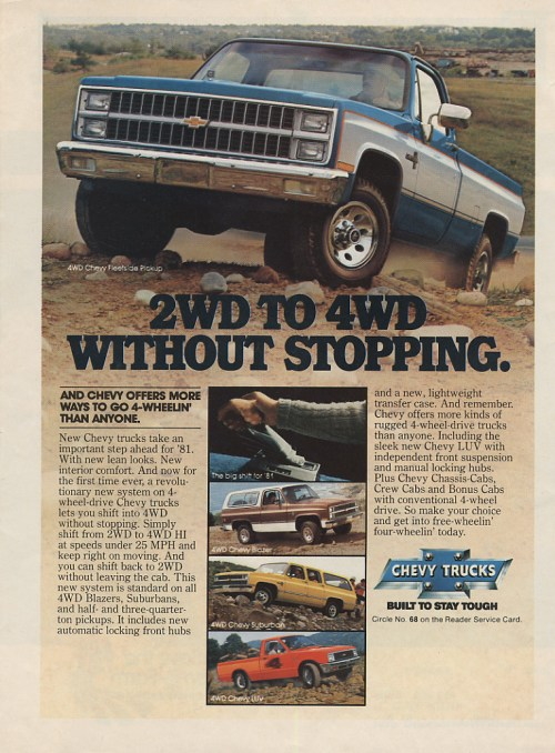 small resolution of  vintage 81 87 gm advertisements