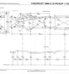 87 chevy truck frame diagram wiring schematic electrical drawing 1986 chevy c10 wiring harness diagram [ 2550 x 1650 Pixel ]