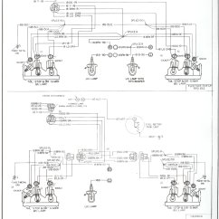 1982 Chevrolet Truck Wiring Diagram Lewis Dot For N2h4 Complete 73 87 Diagrams 76 Chassis Rear Lighting Fleetside And Suburban