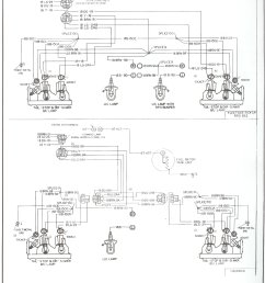 complete 73 87 wiring diagrams 1961 chevy truck wiring diagram 73 76 chassis rear lighting  [ 1472 x 1963 Pixel ]