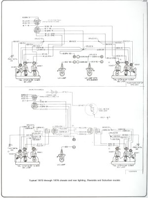 Complete 7387 Wiring Diagrams