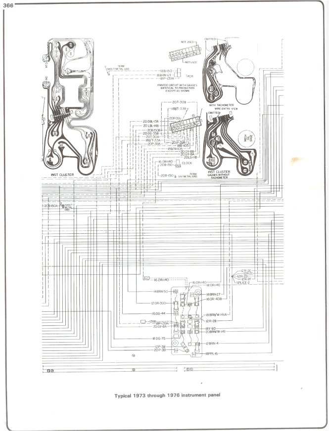 1987 chevy truck wiring harness diagram wiring diagrams headlight and tail light wiring schematic diagram typical 1973
