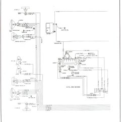 Engine Wiring Diagrams Scosche Gm2000a Diagram Complete 73 87 77 80 250 I6 And Front Lighting
